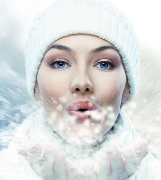 Cildinizi Soğuk Havadan Koruyun