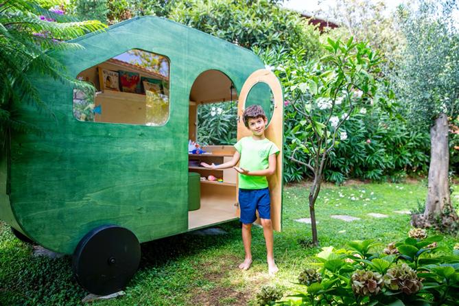 Çocuğunuza Yılbaşı Hediyesi Alternatifi: Super Caravan
