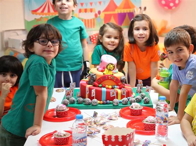 Çocukların Doğum Günü Partisi: Muzipo Kids