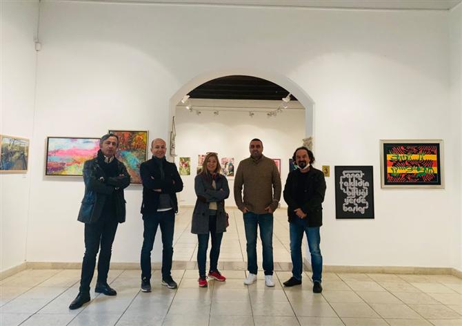 """""""Cosmic Motion Revealed"""" İsimli Uluslararası Grup Sergisi Varna'da Düzenlendi"""