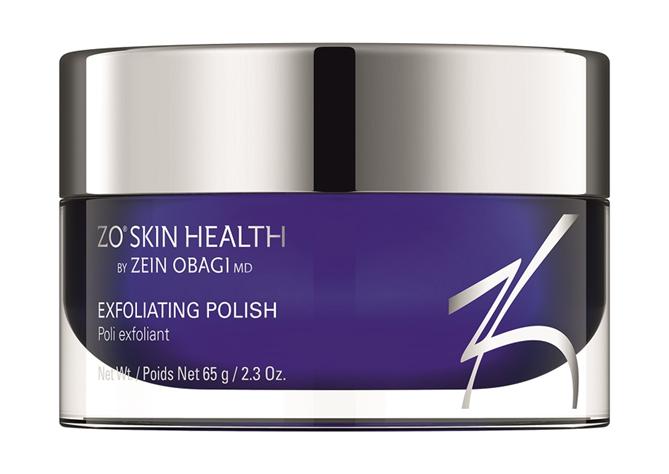 Daha Pürüzsüz ve Aydınlık Bir Cilt: Zo ''Exfoliating Polish'' Kristal Peeling