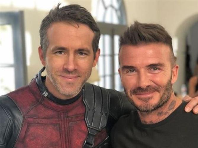 Deadpool David Beckham'dan Özür Diledi
