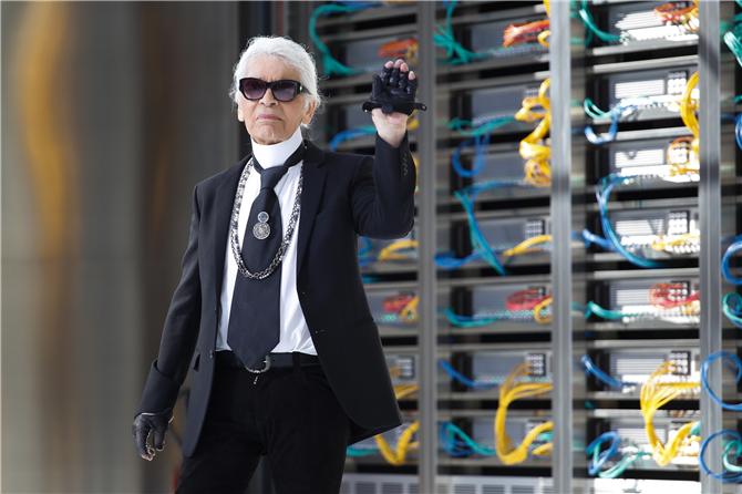 Defile Detayları: Chanel
