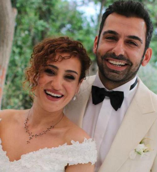 Derya Karadaş ve Haki Biçici Evlendi