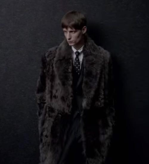 Dior Homme Sonbahar 2014