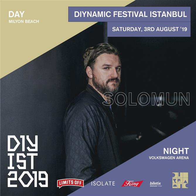 Diynamic Festival Yeniden İstanbul'da!