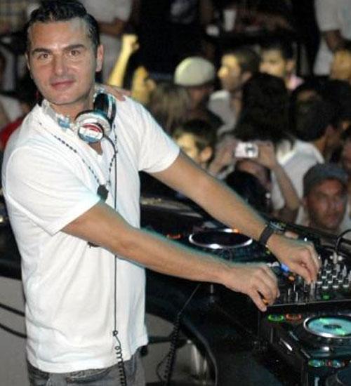 DJ David Vendetta Antalya`da gözaltında