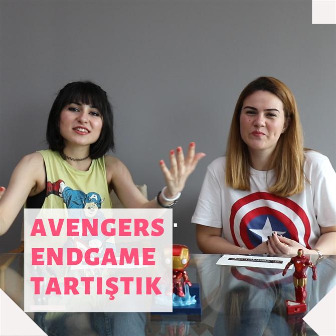 Editörlerimiz Avengers: Endgame Filmini Tartışıyor