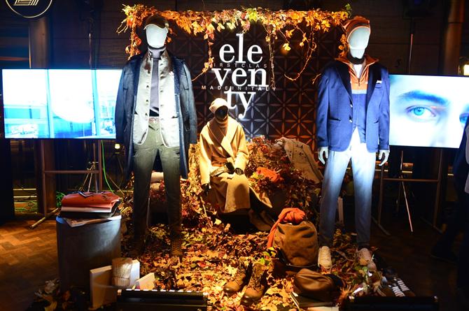 Eleventy Sonbahar/Kış Koleksiyonunu Tanıttı