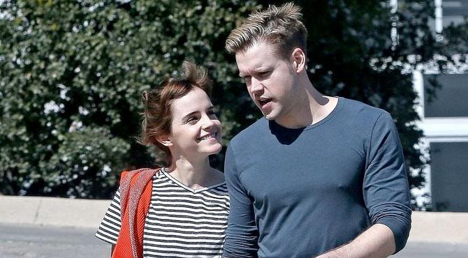 Emma Watson ve Chord Overstreet Ayrıldı