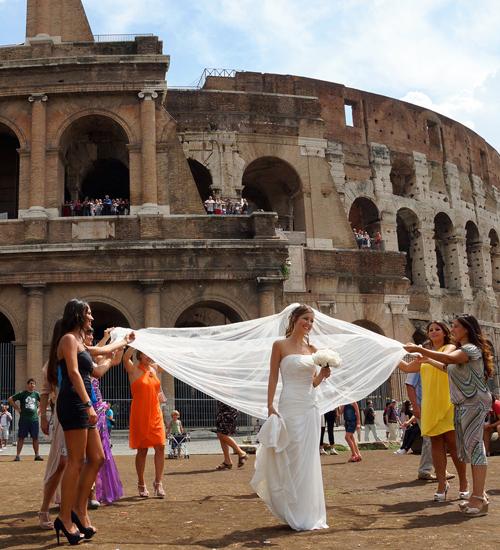 En Güzel İmzayı Roma`da Atın