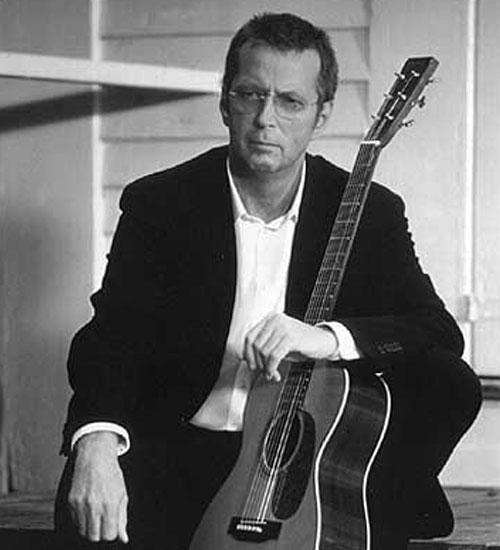 Eric Clapton`ın yeni albümü çıkıyor