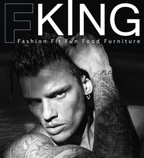 F King Mag Fantasy Issue