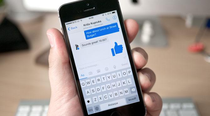 Facebook Messenger'dan Kötü Haber