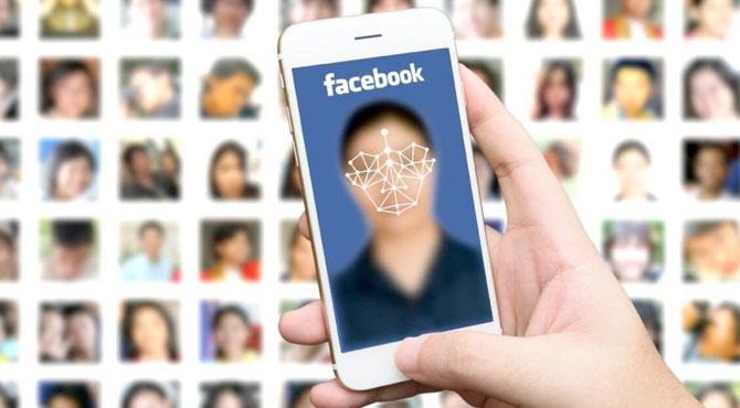 Facebook Yüz Tanımayı Devreye Soktu