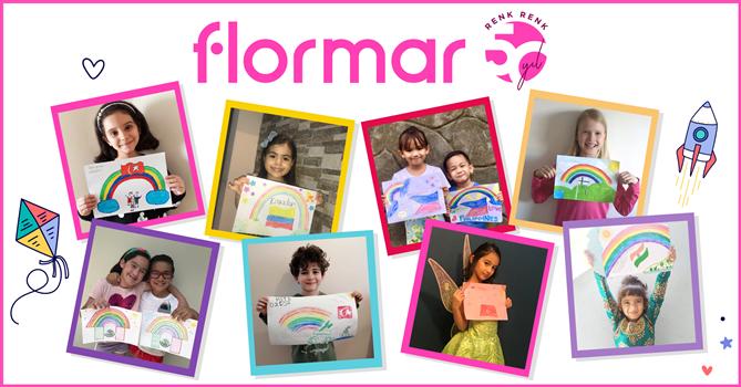 Flormar 23 Nisan'ın 100. Yılını Dünya Çocuklarının Renkleriyle Kutladı