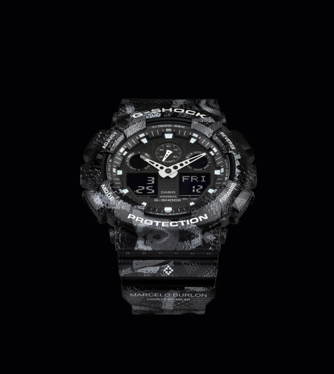 G-Shock'dan Yeni Model