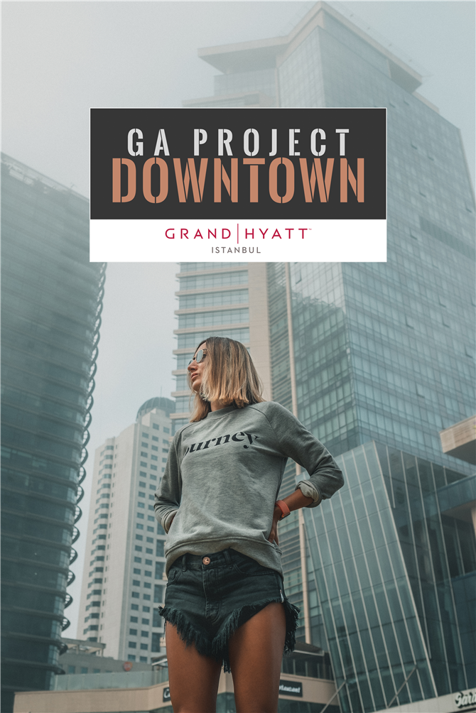 GA Project Downtown Grand Hyatt'ta Başlıyor