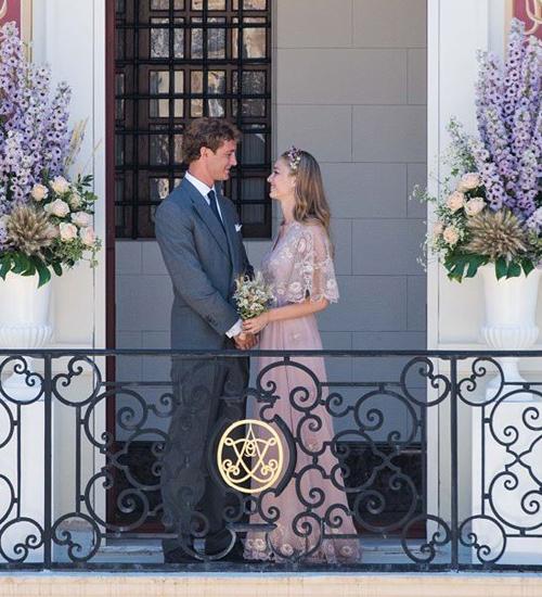Grace Kelly`nin Torunu Evlendi