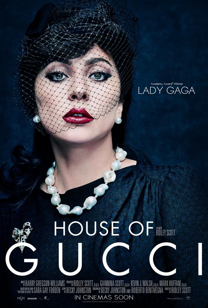 Gucci Ailesi Filminden İlk Fragman Yayınlandı