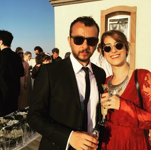 Hazal Kaya ile Ali Atay Evleniyor