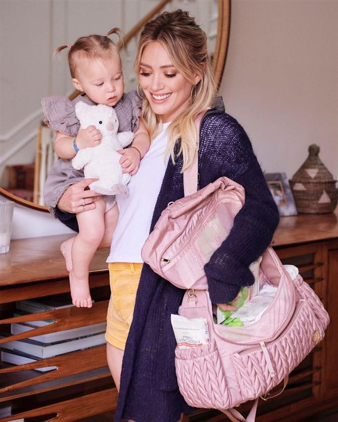 Hilary Duff Üçüncü Çocuğunu Bekliyor
