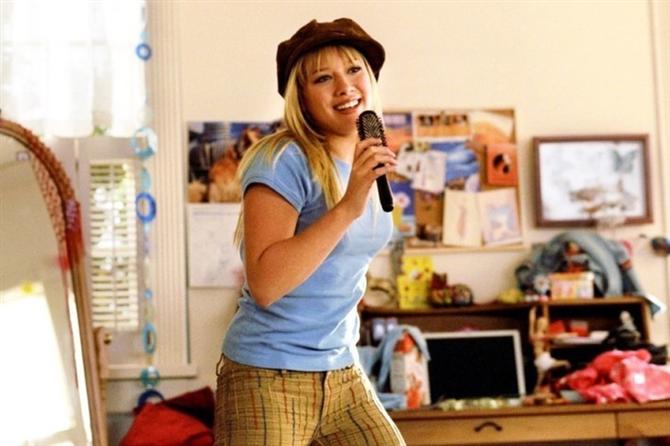 Hilary Duff'ın İkonik Karakteri Lizzie McGuire Ekranlara Dönüyor!