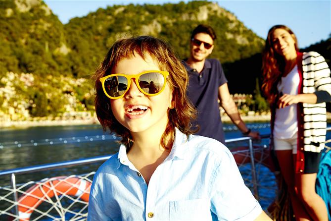 Hillside Beach Club'dan Ailelere Özel Family Time