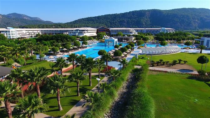 Hilton Dalaman Organik Atıklarını 'Gübre'ye Çeviriyor