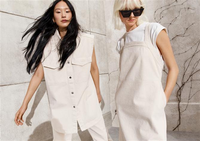 H&M'den Sürdürülebilirlik Odaklı İlkbahar Koleksiyonu