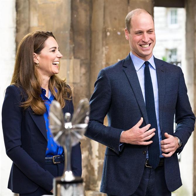 "İnternet Verilerine Göre ""En Seksi Kel Erkek"" Prens William!"