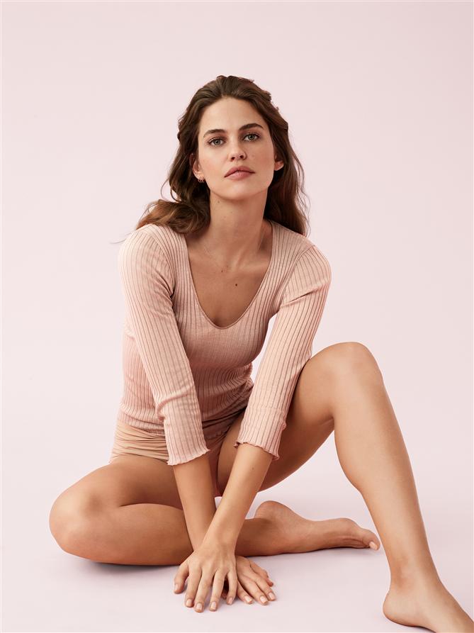 Intimissimi'den Yeni, Eşsiz Ve Doğal Bir Elyaf: Silk–Cotton