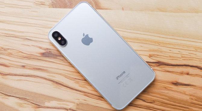 iPhone 8'in Üretimine Başlandı