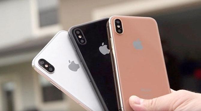 iPhone'lar Güncelleniyor