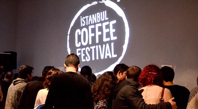 İstanbul Coffee Festival Kapılarını Açıyor