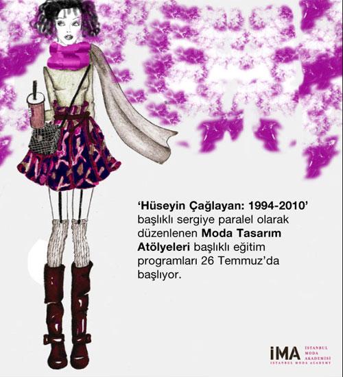 İstanbul Modern'de moda tasarım atölyeleri