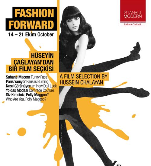İstanbul Modern`de Fashion Forward