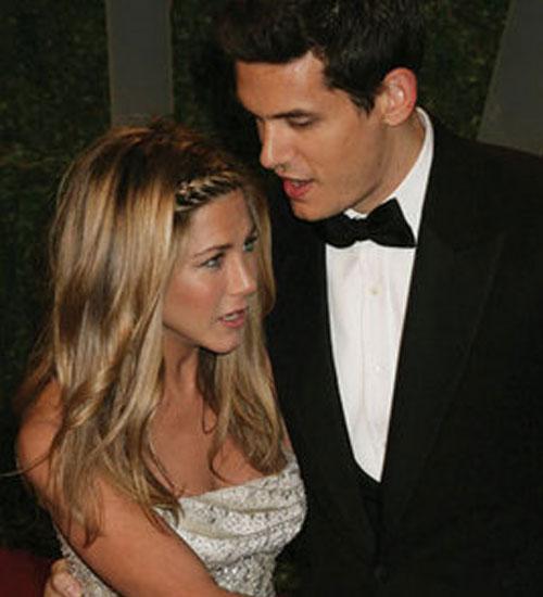 Jennifer Aniston John Mayer buluşması