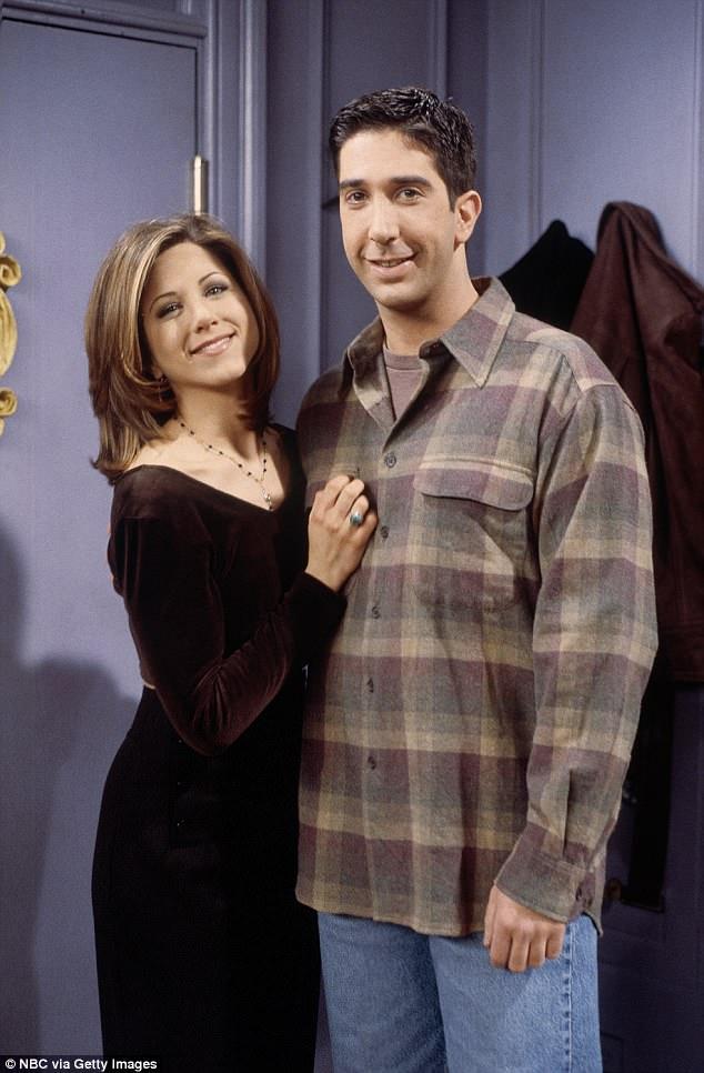 Jennifer Aniston, Ross ve Rachel'ın Geleceği Hakkında Konuştu