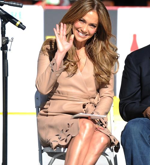 Jennifer Lopez, L`Oreal`in yeni yüzü oluyor