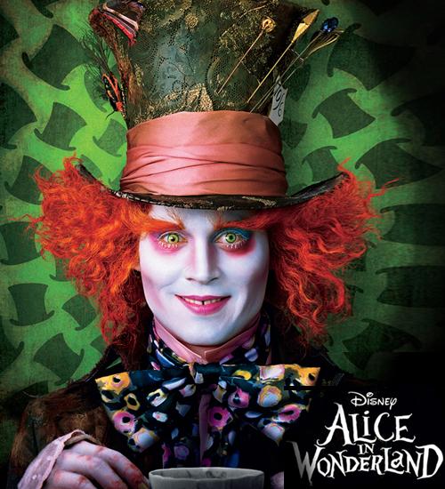 Johnny Depp Alice Harikalar Diyarında 2 De Trendus Com