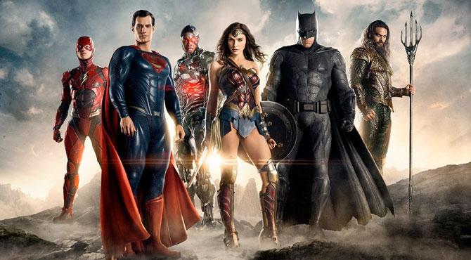 Justice League Aksiyon Dolu Yeni Fragmanı Yayınladı