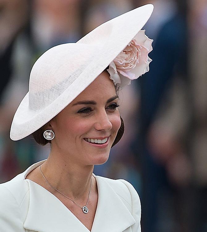 Kate Middleton'ın En Sevdiği Aksesuar