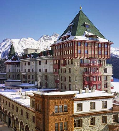 Kayak İsviçre&#8217de yapılır