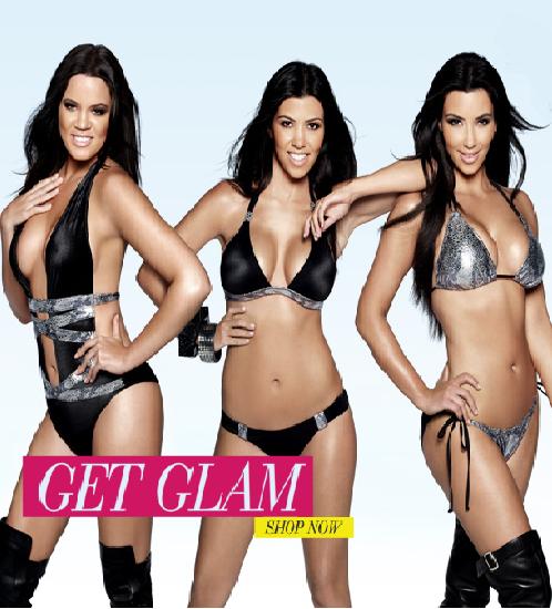Kim Kardashian Beach Bunny bikinileri