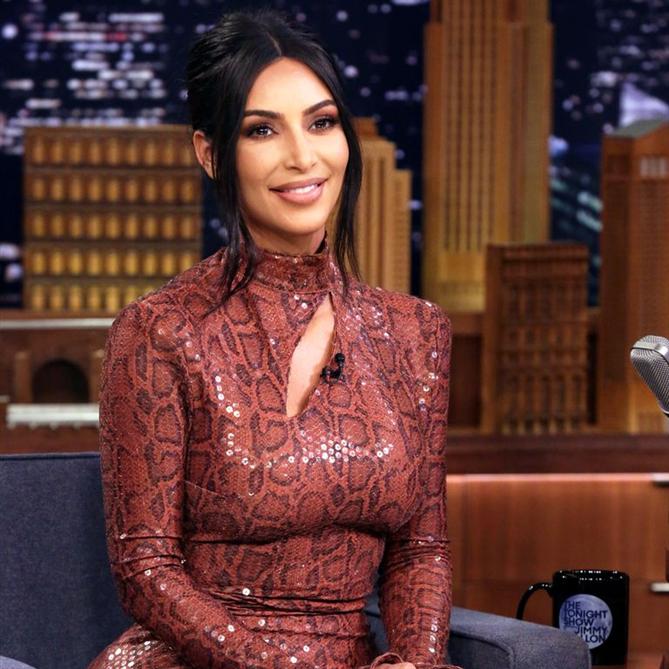 Kim Kardashian, Meghan Markle ve Prens Harry'yi Savundu