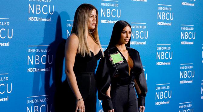 Kim Kardashian'dan 30 Bin Liralık Hediye