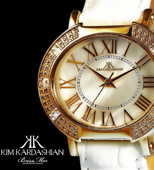 Kim Kardashian`dan şimdi de saat koleksiyonu!