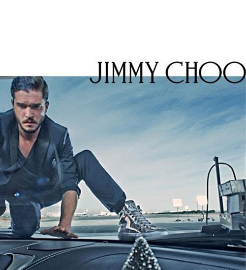 Kit Harington`lu Jimmy Choo reklam kampanyası