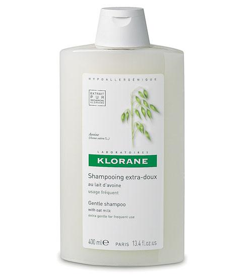 Klorane yulaf sütü şampuanı
